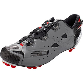 Sidi MTB Tiger Shoes Men black/matt grey